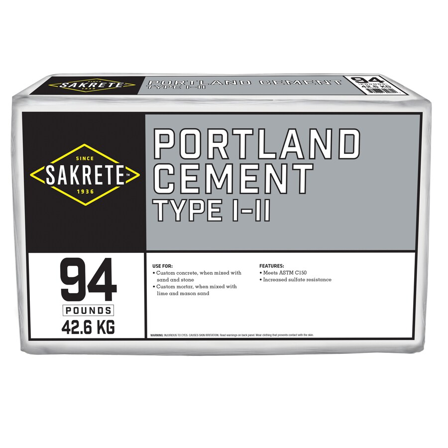Sakrete Portland 94-lb Type-I/II Cement Mix