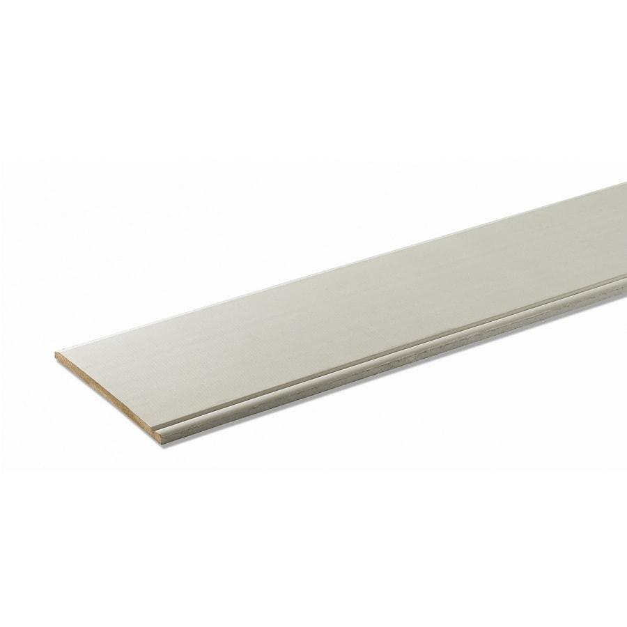 Smartside 76 Primed Engineered Lap Siding Common 0 375