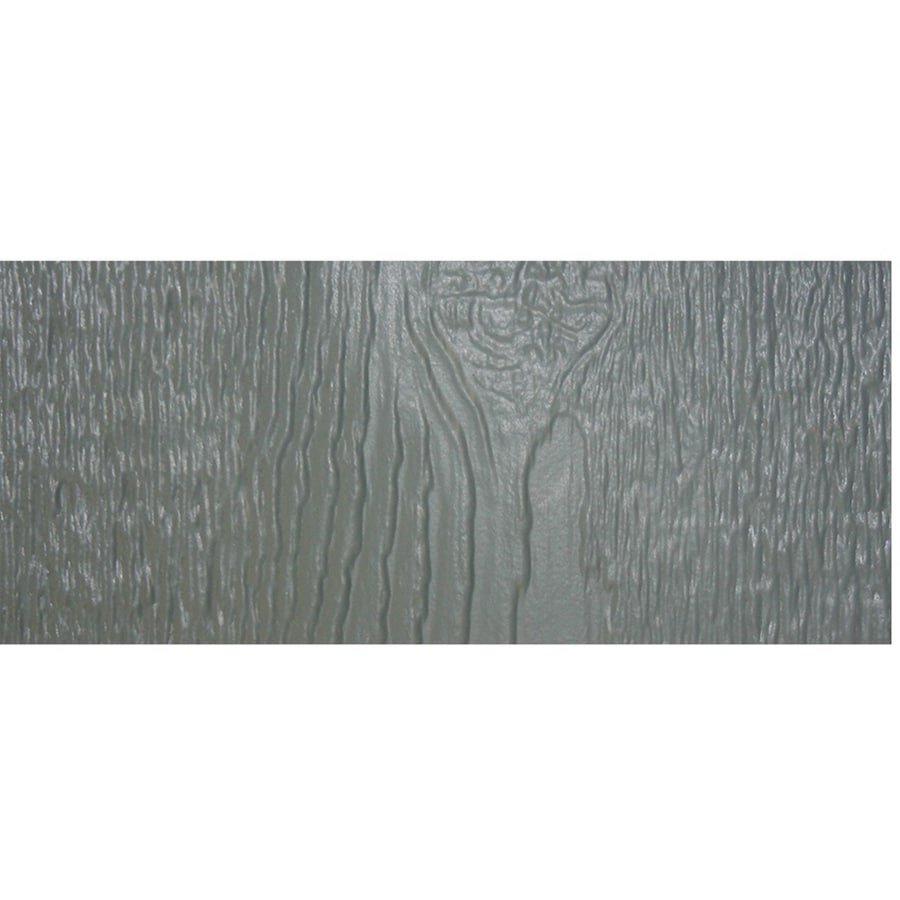 SmartSide Harbor Grey Engineered Treated Wood Siding Panel (Common: 0.437-in x 8-in x 192-in; Actual: 0.315-in x 7.844-in x 191.875-in)