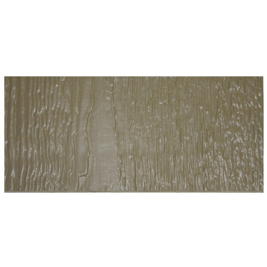 Shop Smartside Khaki Engineered Treated Wood Siding Panel