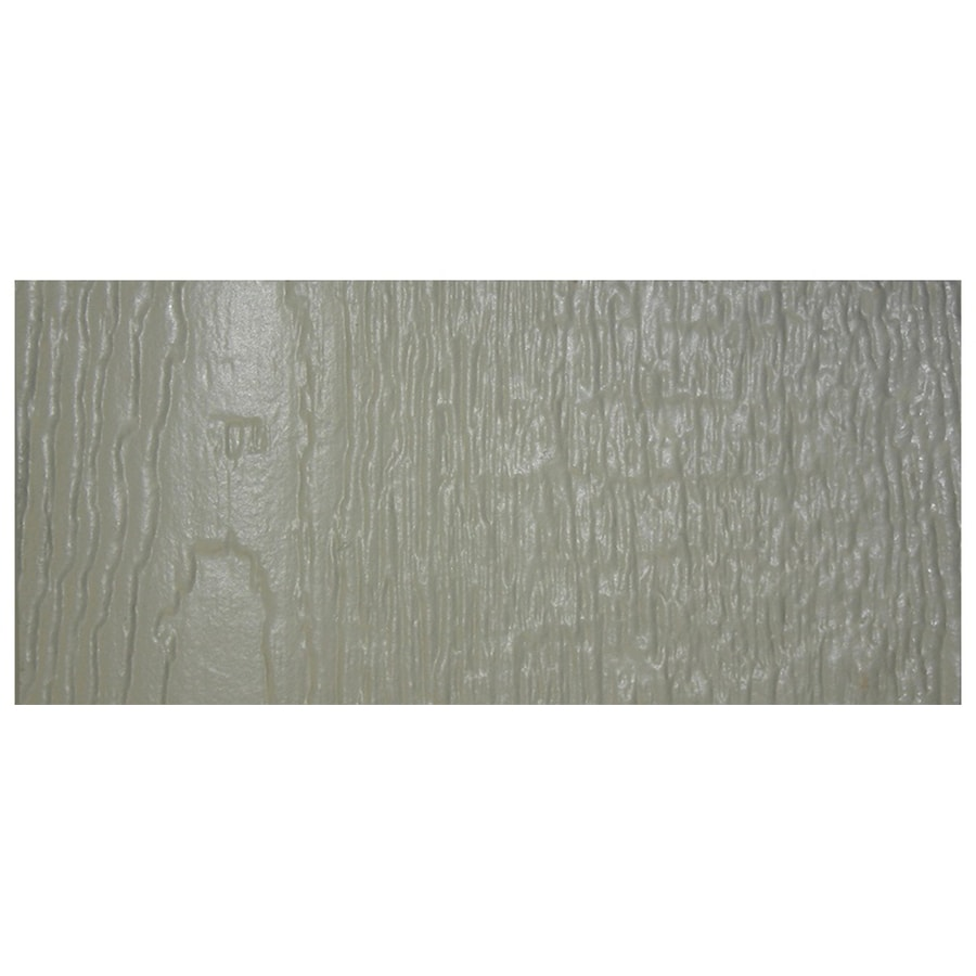 Shop Smartside Mist Grey Engineered Treated Wood Siding