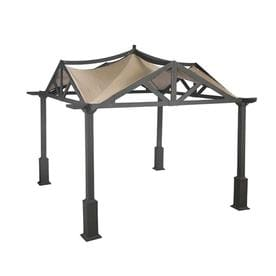 Canopy replacement top Gazebos, Pergolas & Canopies at Lowes com
