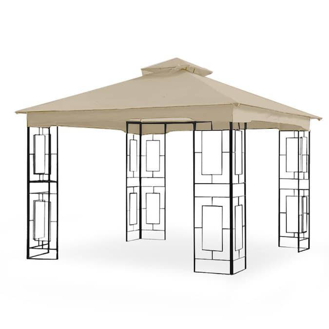 garden winds standard 350 beige canopy replacement top
