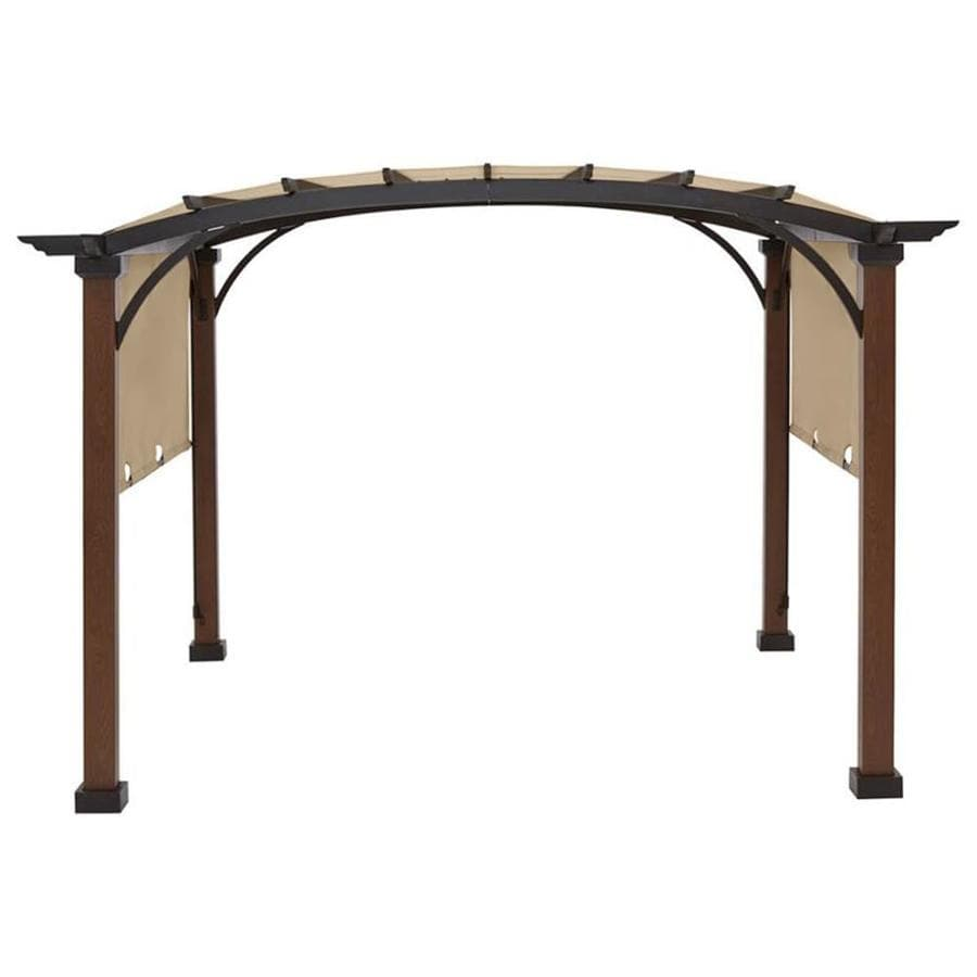 Garden Winds Replacement Canopy for Freestanding Pergola Rip Lock 350 - Shop Garden Winds Replacement Canopy For Freestanding Pergola Rip