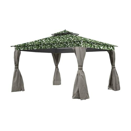 Garden Winds Replacement Canopy Top Cover For Allen Roth