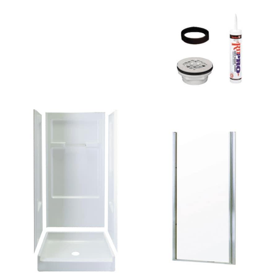 sterling shower door installation manual