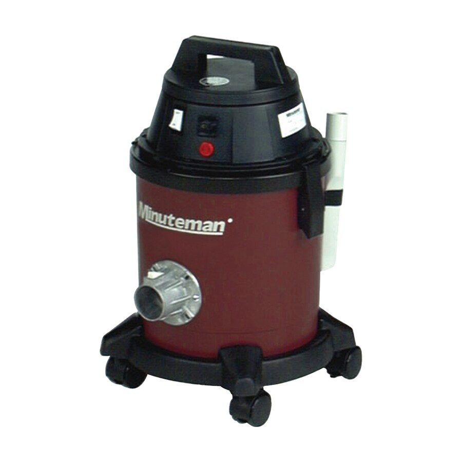 Minuteman 4-Gallon 1.25-Peak HP Shop Vacuum