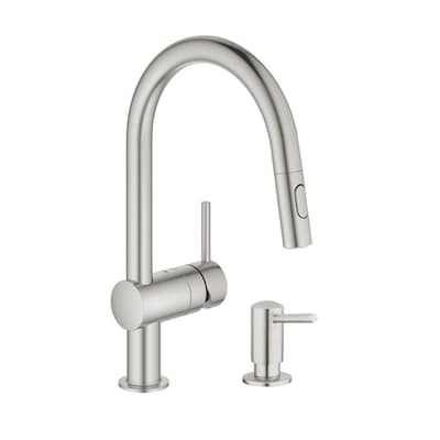 Grohe Minta Kitchen Faucets At Lowes Com