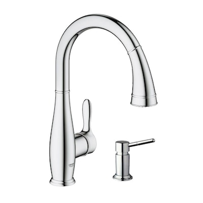 Grohe Parkfield Kitchen Faucets At Lowes Com