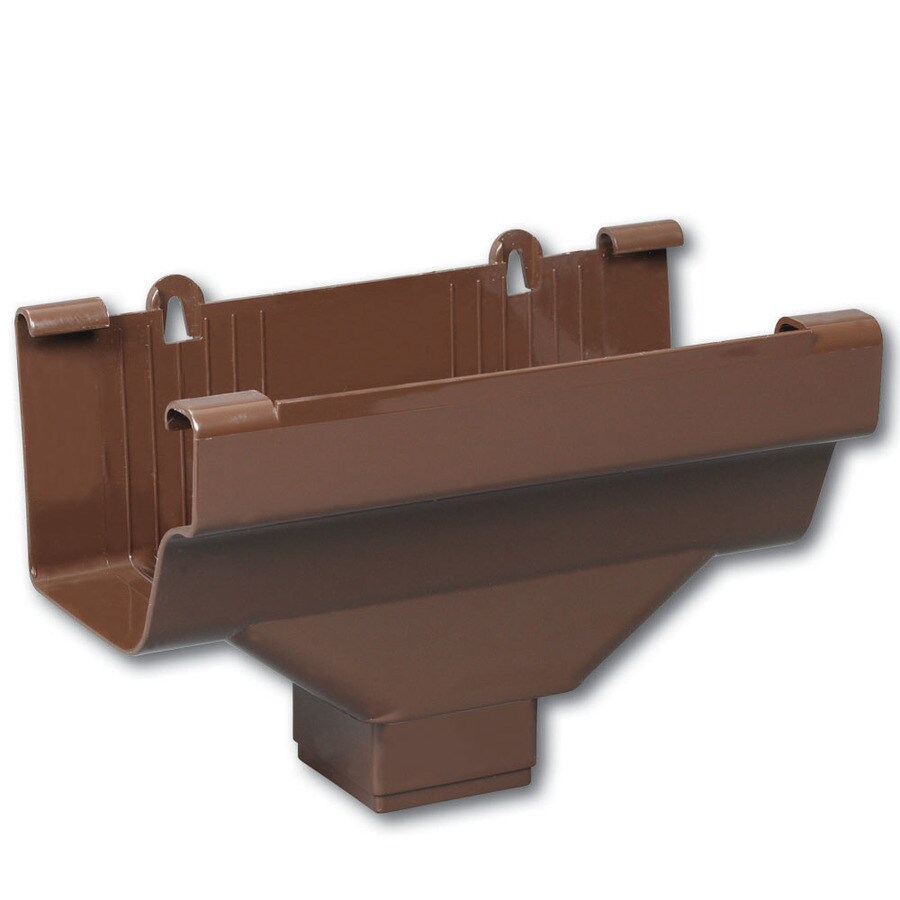 Amerimax Traditional 5 In X 9 In K Style Gutter Drop