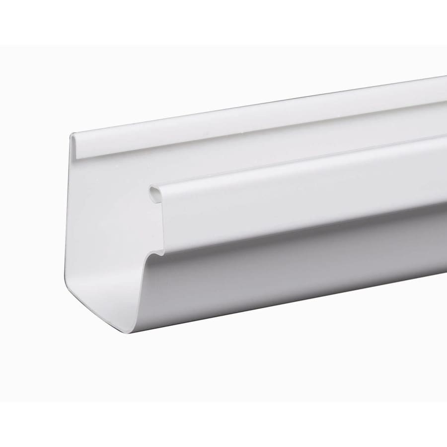 Amerimax Traditional 4 5 In X 120 In K Style Gutter At