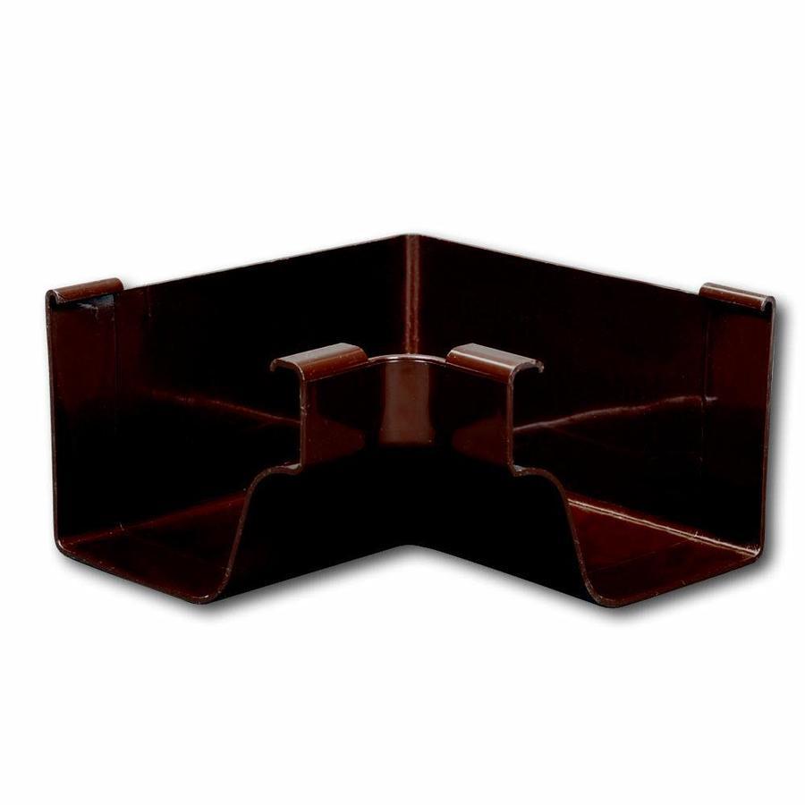 Amerimax Traditional 5-in x 6.25-in K Style Gutter Inside Corner