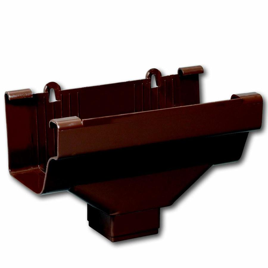 Amerimax Traditional 5-in x 6.25-in K Style Gutter Drop Outlet