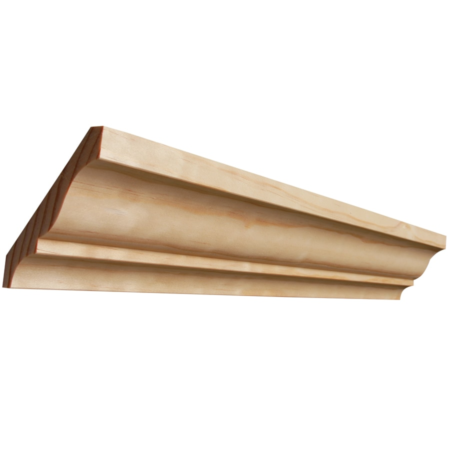 EverTrue 2.25-in x 12-ft Moulding