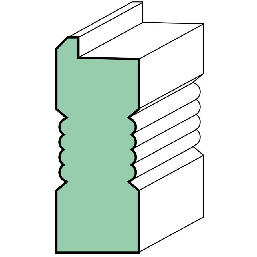 EverTrue 3.25-in x 12-ft Handrail