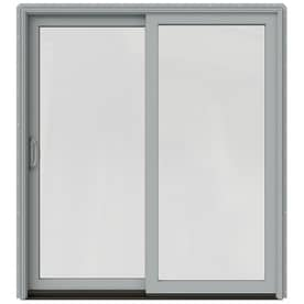 Shop patio doors at lowes jeld wen w 2500 7125 in x 795 in left hand planetlyrics Image collections