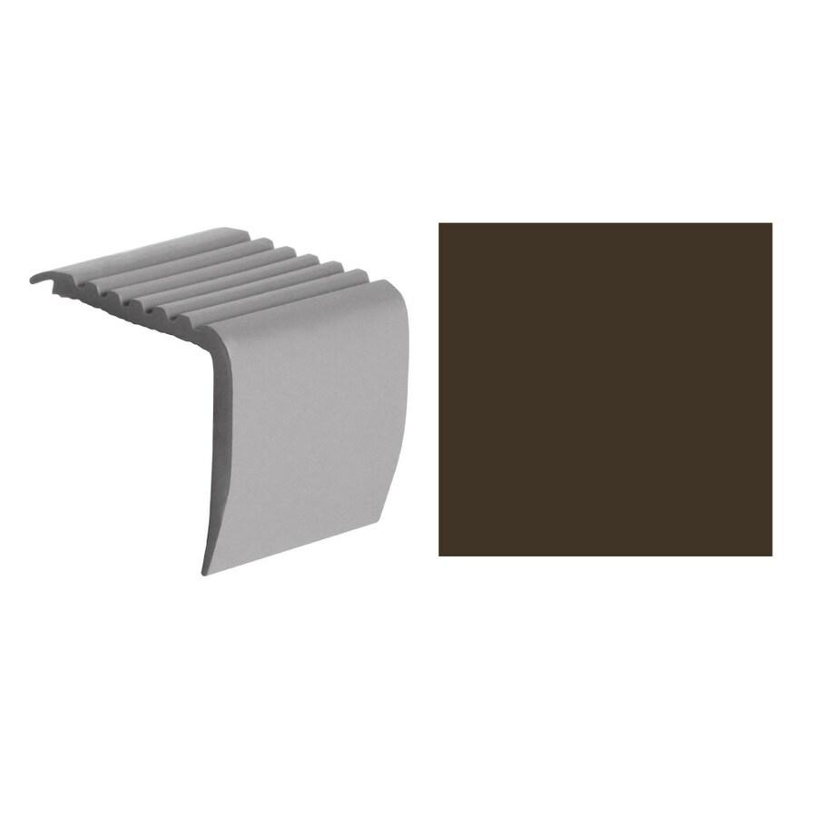 FLEXCO 10-Pack Bark Overlap Square Stair Nosings