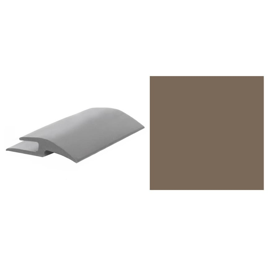 FLEXCO 5-Pack Milk Chocolate Tile and Carpet Joiners