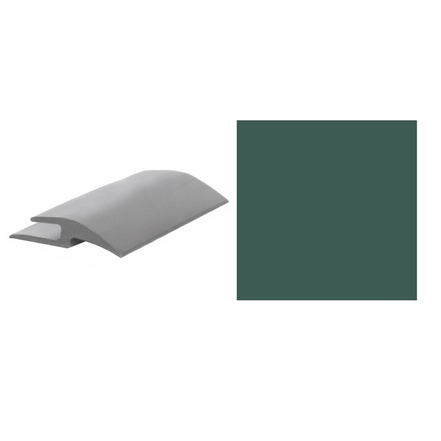 FLEXCO 5-Pack Polo Green Tile and Carpet Joiners