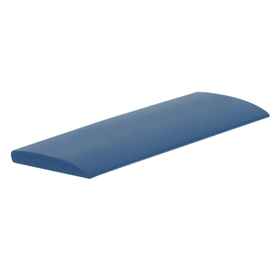 FLEXCO Reducer 10-Pack 1.5-in x 144-in Blue Vinyl Reducers Floor Transition Strips
