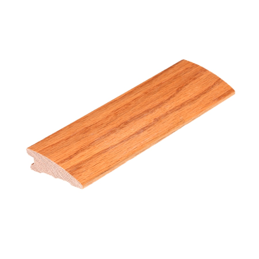 FLEXCO 2.25-in x 78-in Butterscotch Red Oak Reducer Floor Moulding