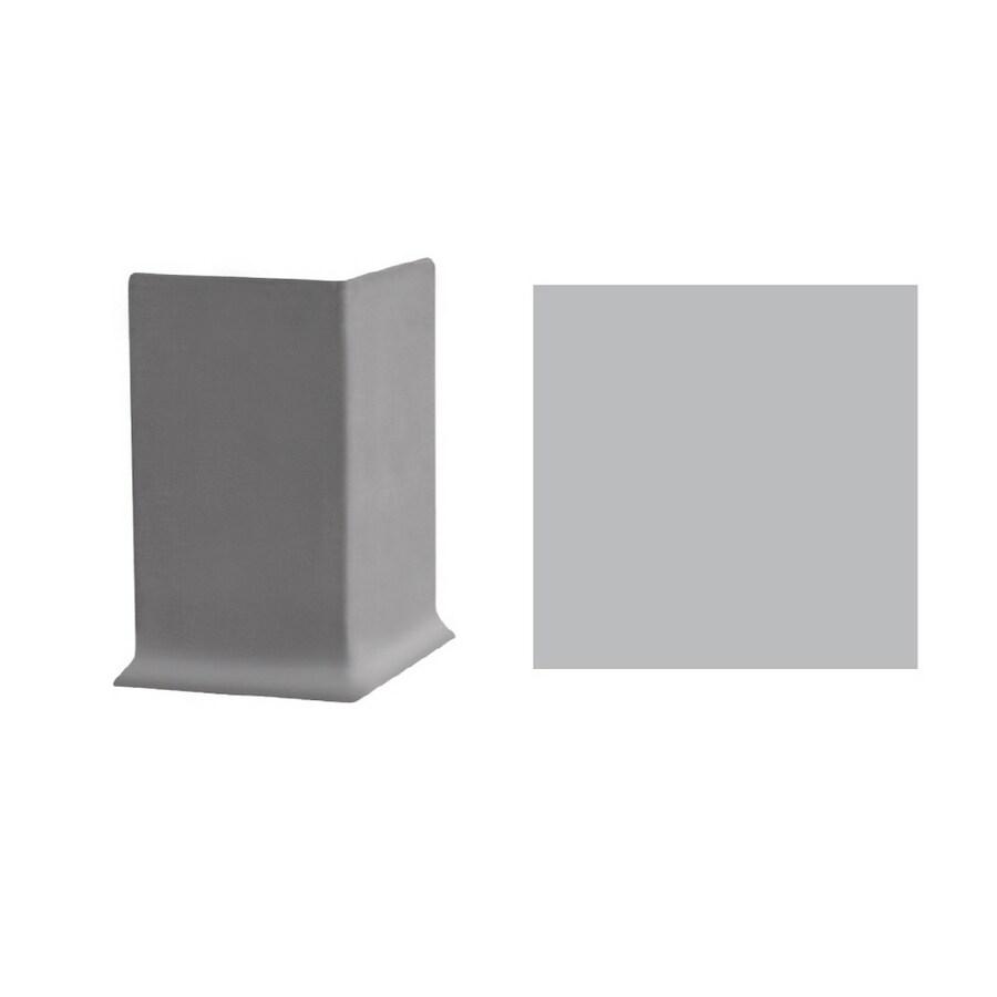 FLEXCO 2-1/2-in W x 3-in L Fjord Outside Corner Vinyl Wall Base