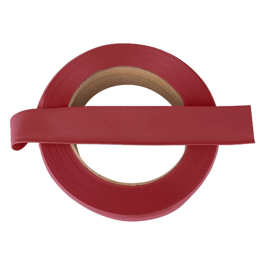 FLEXCO 4-in W x 120-ft L Berry Flexco Vinyl Wall Base RBR