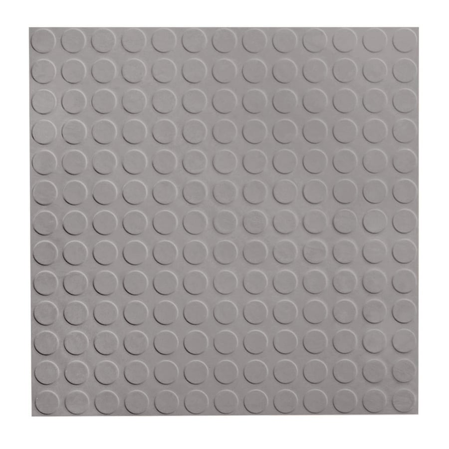 Shop multipurpose flooring at lowes flexco rubber tile rbt radial texture high profile 18x125 dailygadgetfo Image collections