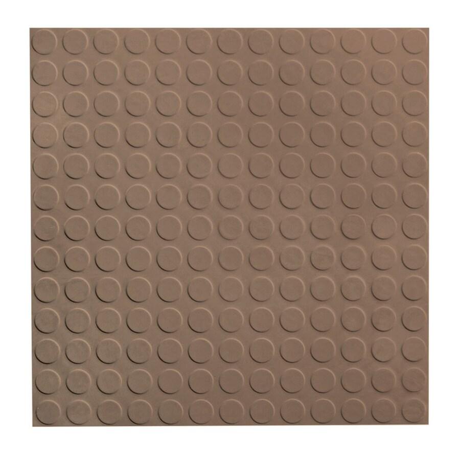 """FLEXCO FLEXCO Rubber Tile (RBT) Radial Texture High Profile 18""""x.125""""x18"""""""""""