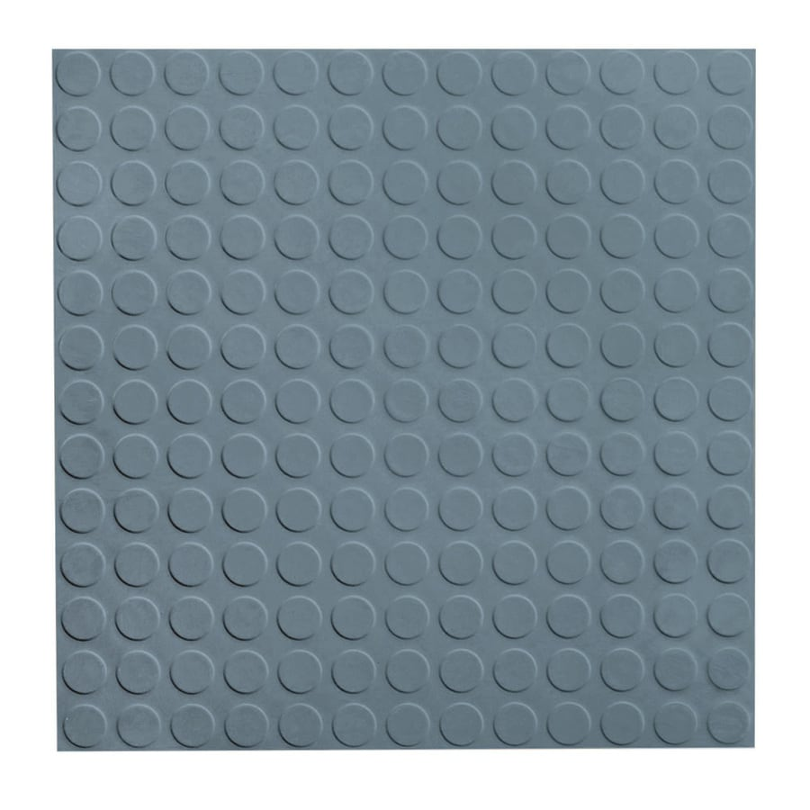 "FLEXCO FLEXCO Rubber Tile (RBT) Radial Texture High Profile 18""x.125""x18"""""