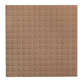 FLEXCO Rubber Tile RBT Radial Texture High Profile 18x125