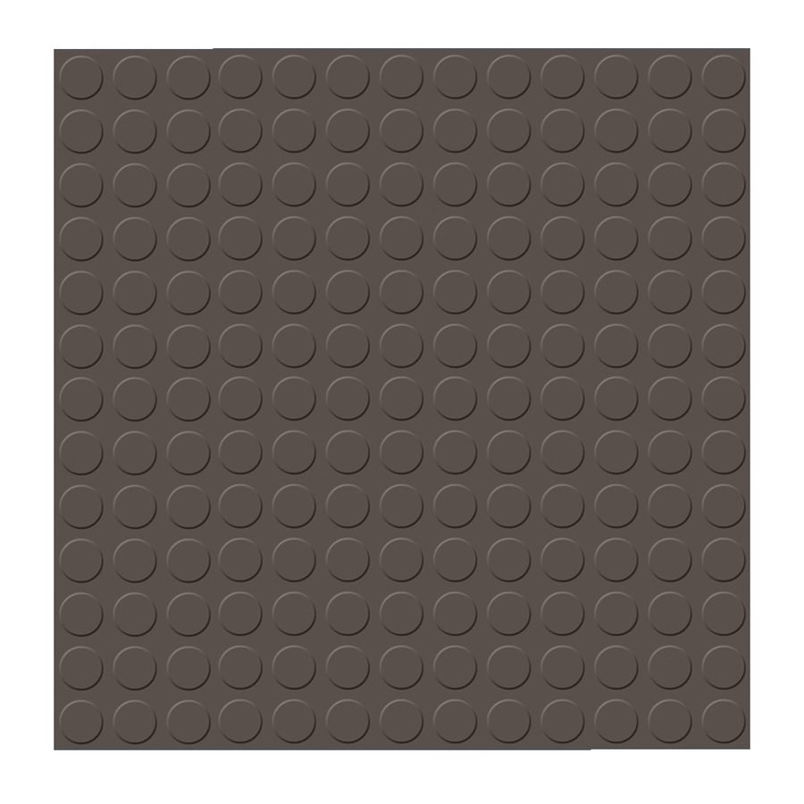 Shop Flexco Low Profile Rubber Tile 1 Piece 18 In X 18 In