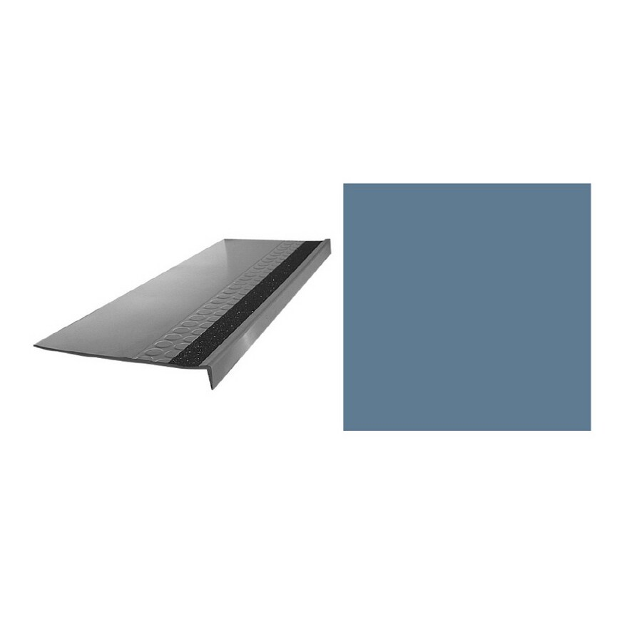 FLEXCO 12-1/4-in x 54-in Winsor Stair Nose Moulding