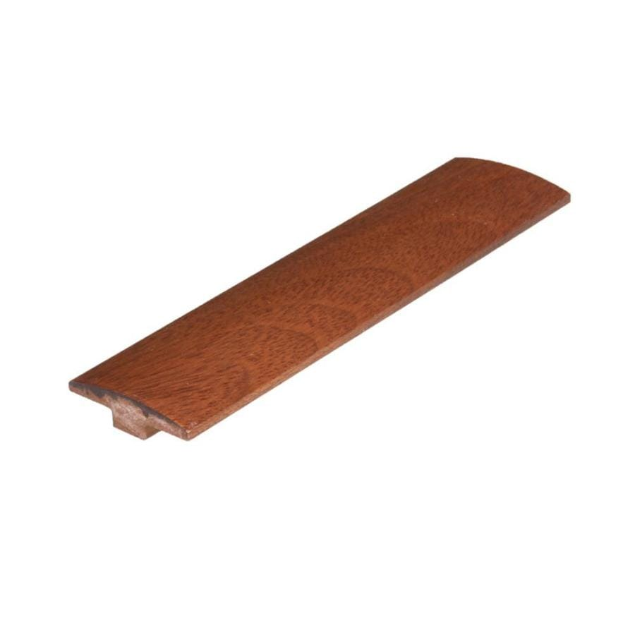 FLEXCO 2-in x 78-in White Oak Brownstone T-Floor Moulding