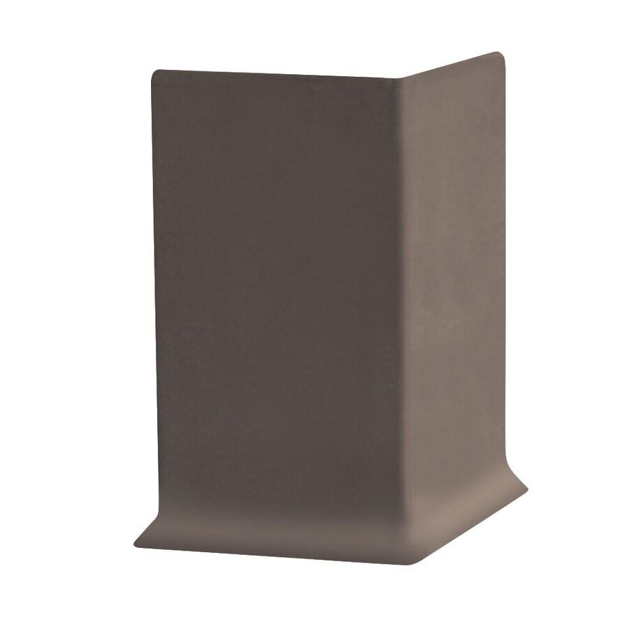 FLEXCO 30-Pack 4-in W x 0.25-ft L Outer Banks Vinyl Outside Corner Wall Base