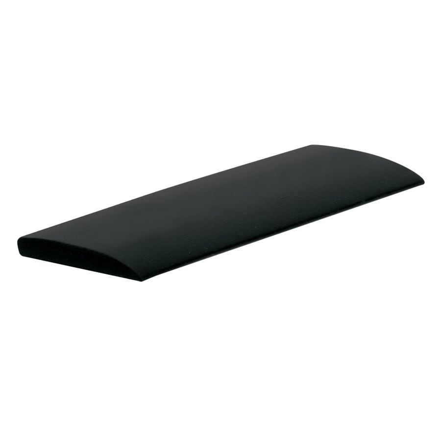 Shop FLEXCO Reducer 1-in x 36-in Black Dahlia Vinyl Reducers Floor Transition Strip at Lowes.com