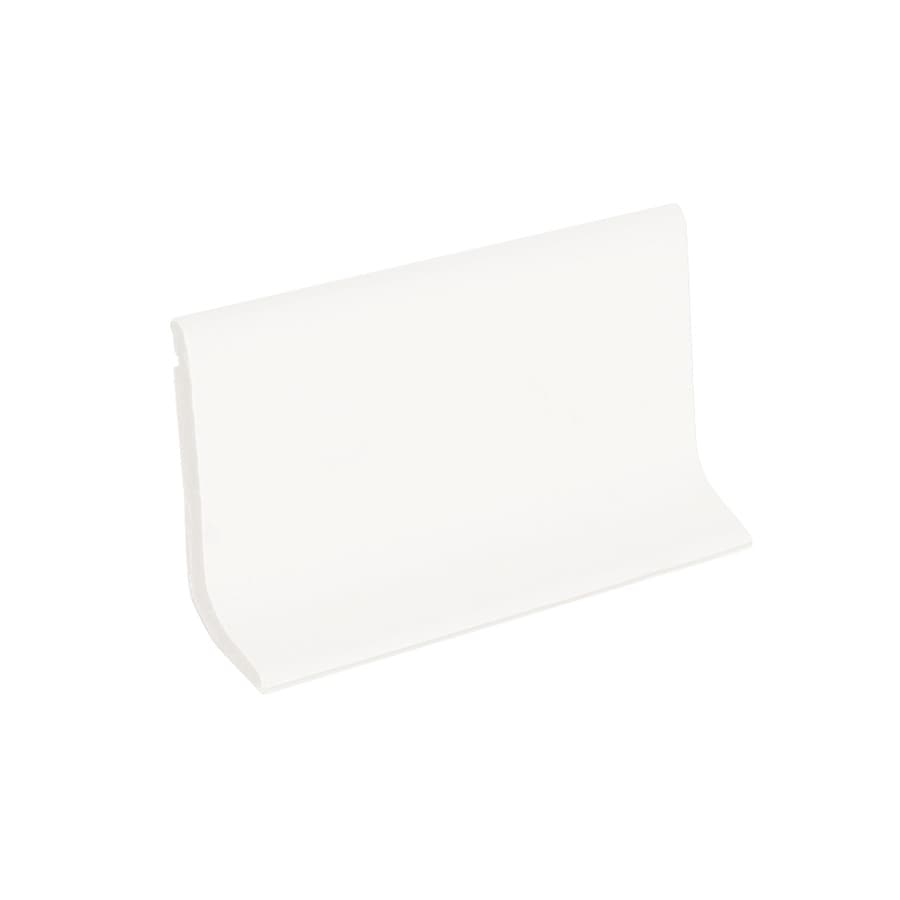FLEXCO Tub Moulding 1.5-in x 60-in Vinyl Bathtub Moulding
