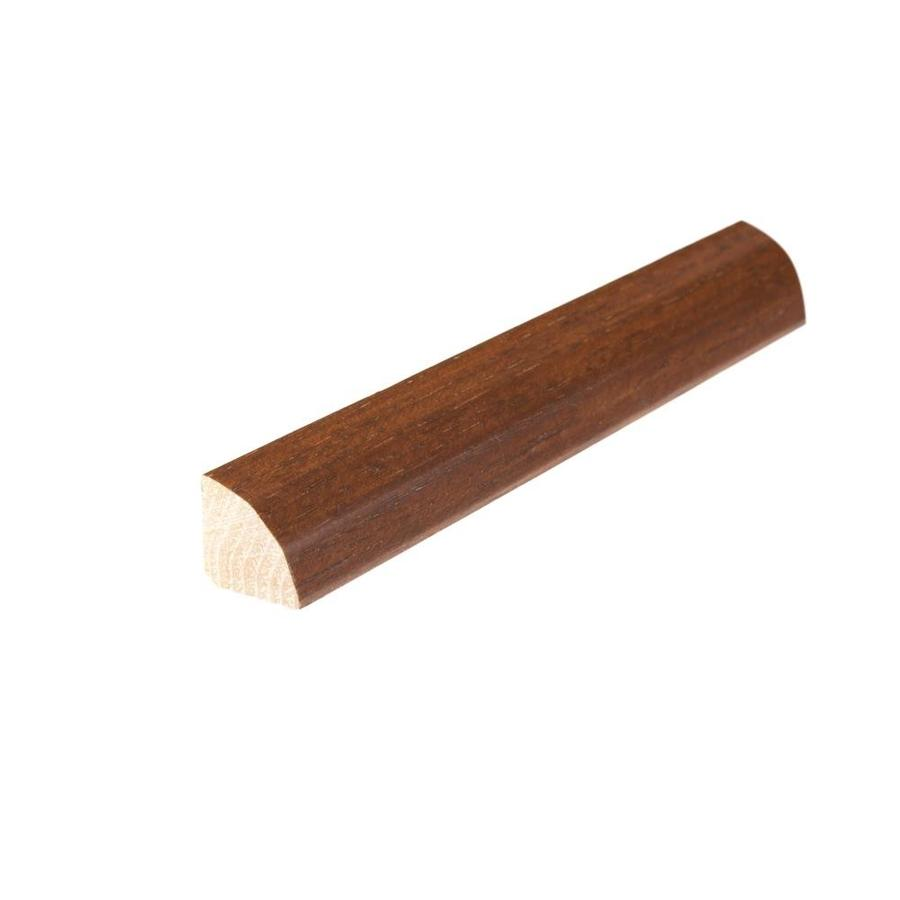 FLEXCO 0.75-in x 78-in Autumn Hickory Hickory Quarter Round Floor Moulding