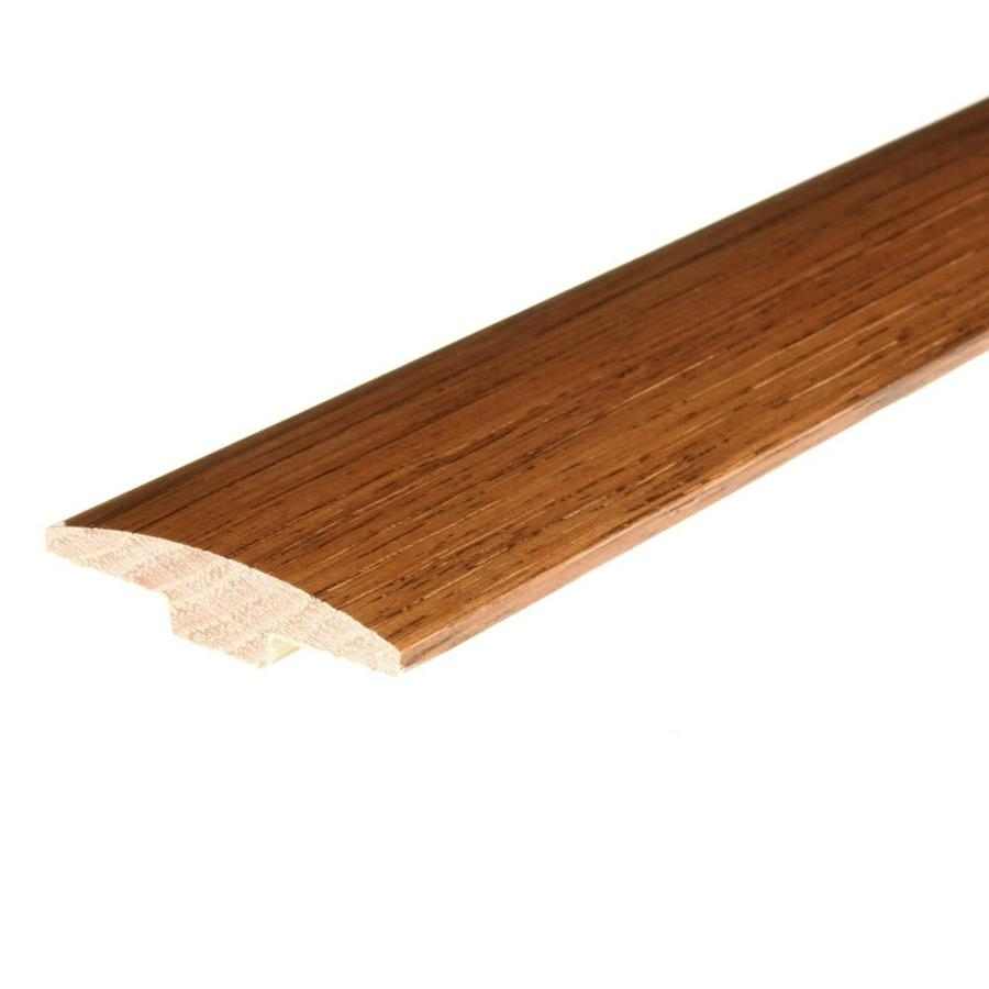 FLEXCO 2-in x 78-in Oxford Brown Hickory T-Moulding Floor Moulding