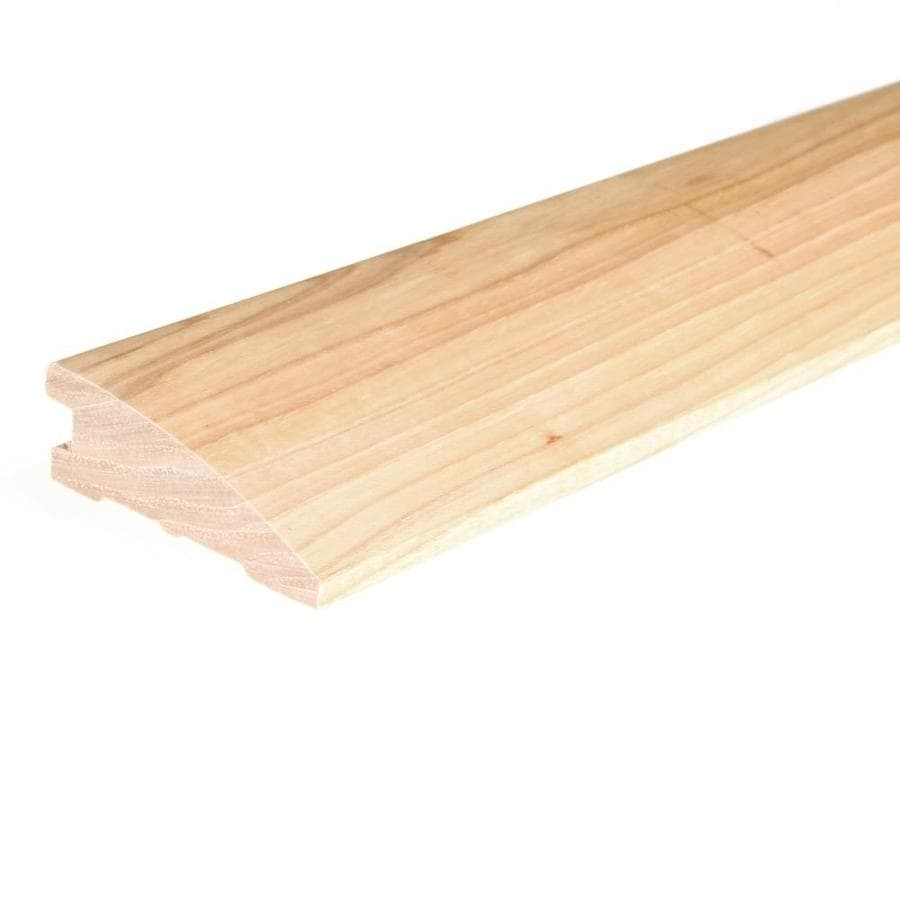 FLEXCO 2.25-in x 78-in Natural Hickory Reducer Floor Moulding