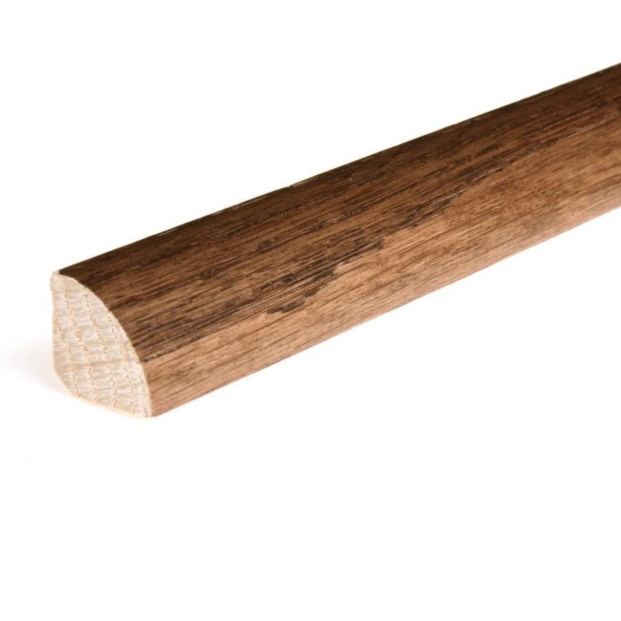 FLEXCO 0.75-in x 78-in Wood Trail Oak Quarter Round Floor Moulding