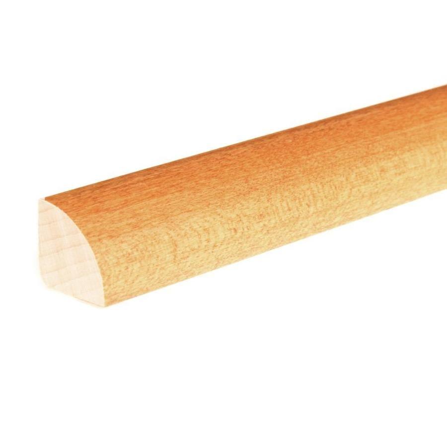 FLEXCO 0.75-in x 78-in Cinnamon Maple Quarter Round Floor Moulding