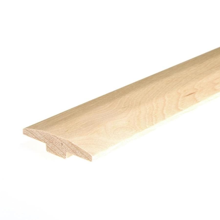 FLEXCO 2-in x 78-in Country Natural Hickory Floor T-Moulding