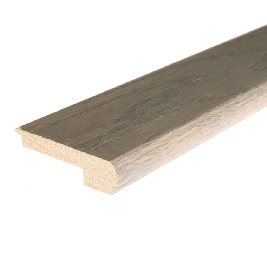 FLEXCO 2.75-in x 78-in Mink Oak Stair Nose Floor Moulding