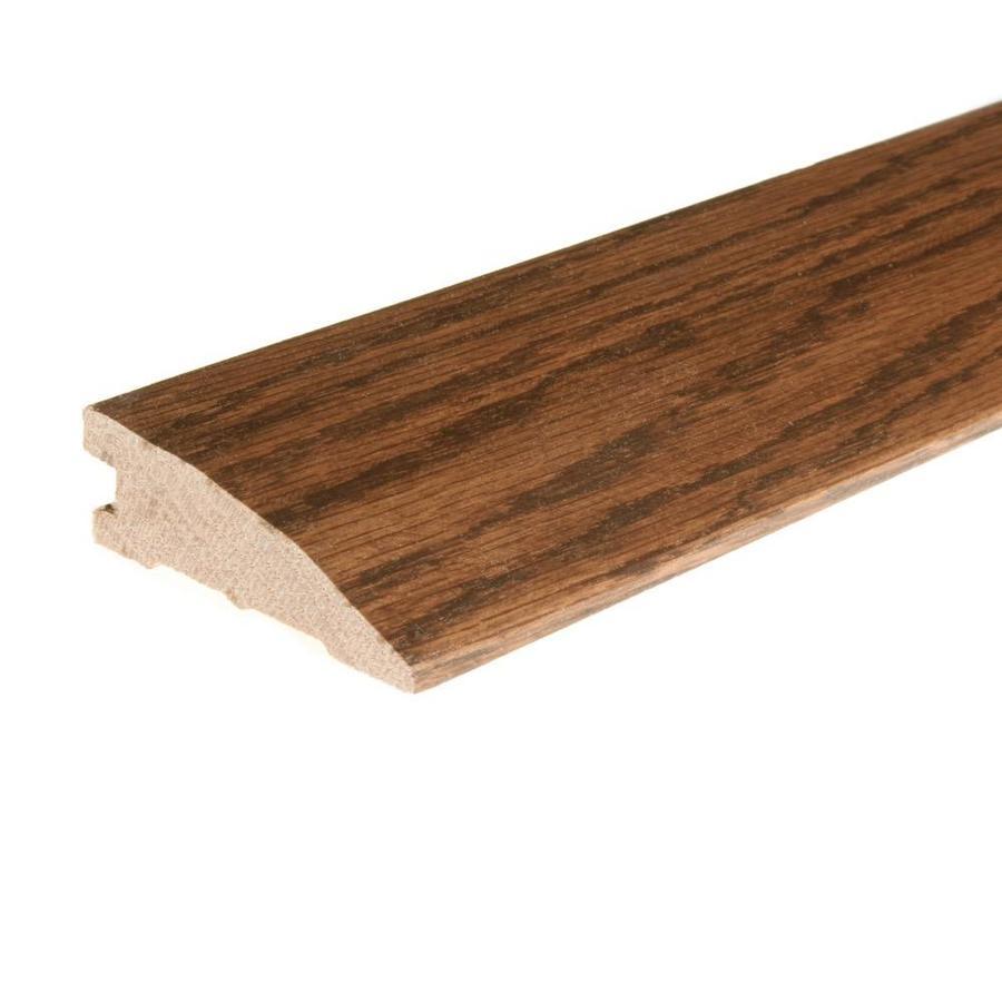 FLEXCO 2.25-in x 78-in Ginger Oak Reducer Floor Moulding