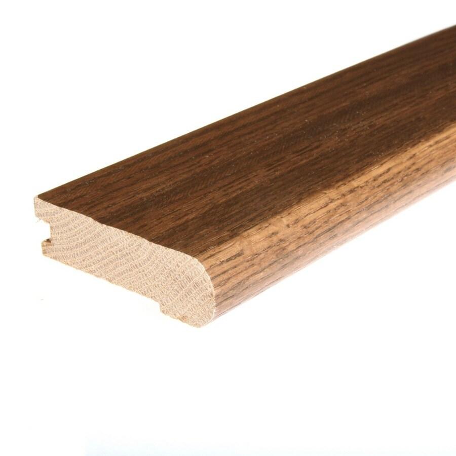 FLEXCO 2.75-in x 78-in Ginger Oak Stair Nose Floor Moulding