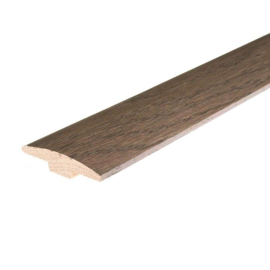FLEXCO 2-in x 78-in Shale Oak T-Moulding Floor Moulding