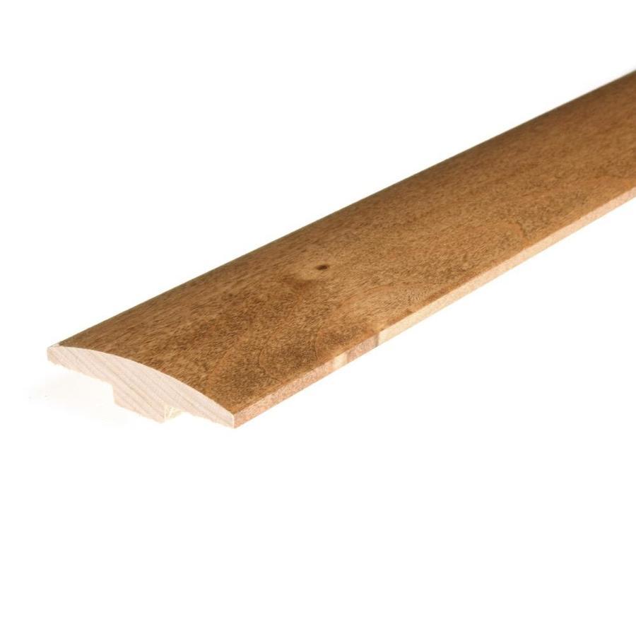 FLEXCO 2-in x 78-in Vanilla Maple T-Moulding Floor Moulding