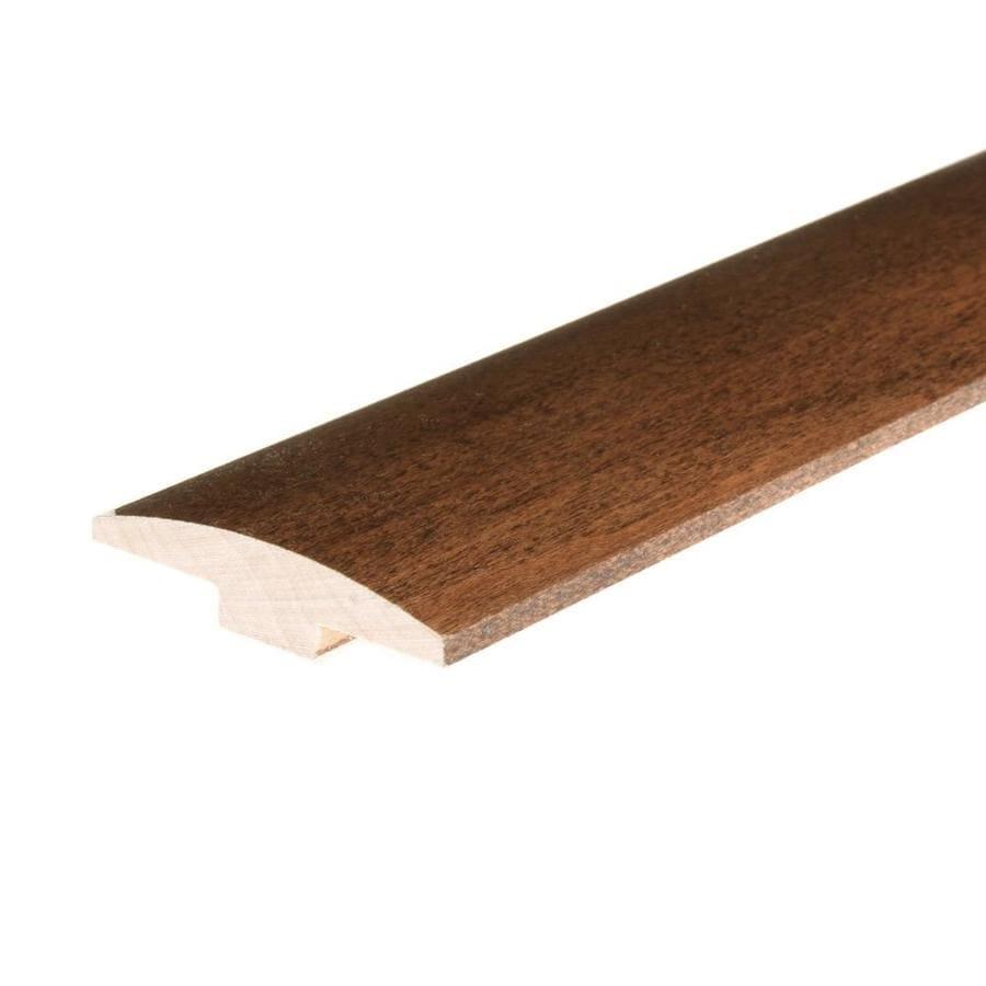 FLEXCO 2-in x 78-in Coffee Maple Floor T-Moulding