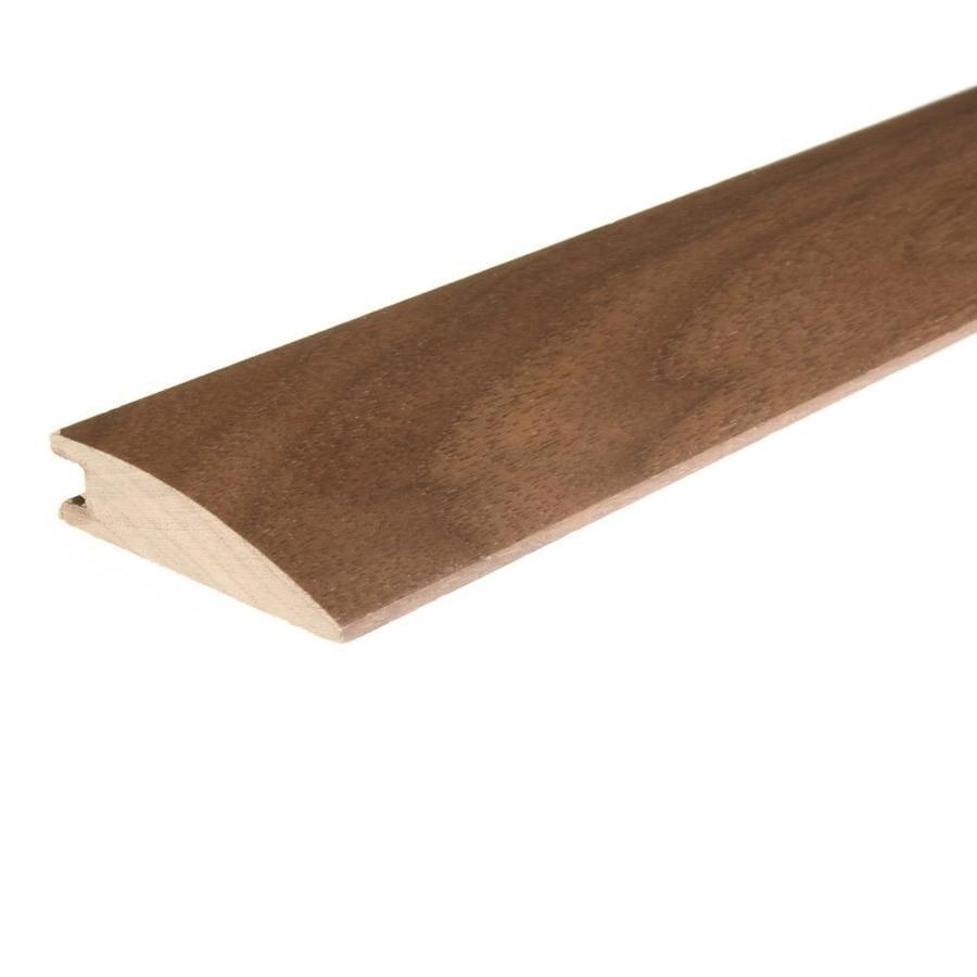 FLEXCO 2-in x 78-in Hill Ridge Walnut Reducer Floor Moulding